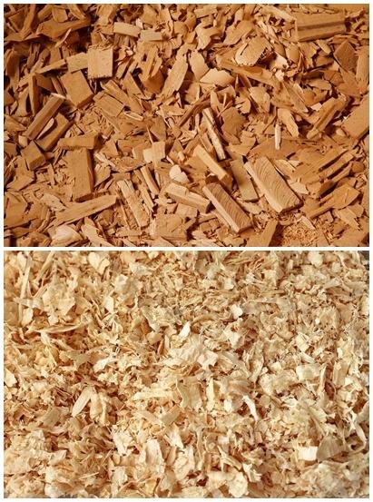 Talas   Chipsuri de lemn
